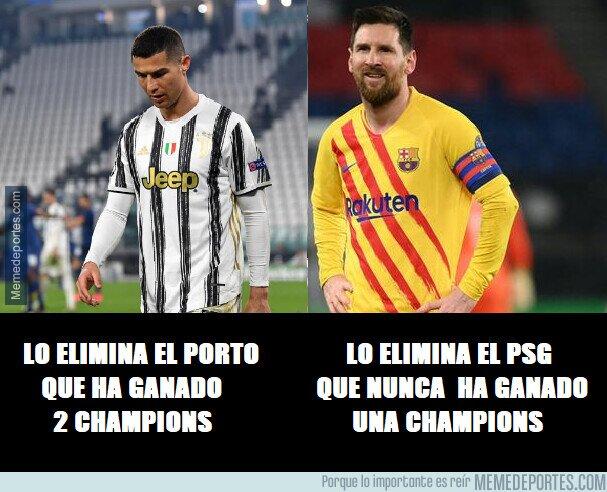 1129991 - Cristiano vuelve a ser mejor que Messi hasta perdiendo
