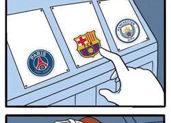 Enlace a La decisión de Messi para este verano