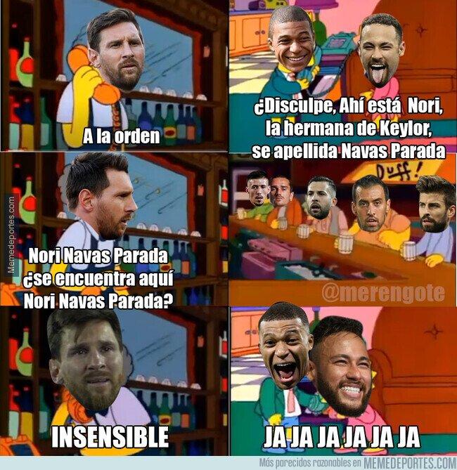 1130166 - No más bullying a Messi por favor
