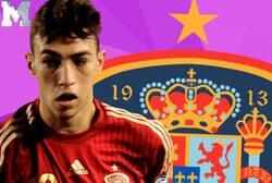 Enlace a Jugadores de origen africano que vistieron la camiseta de la selección española