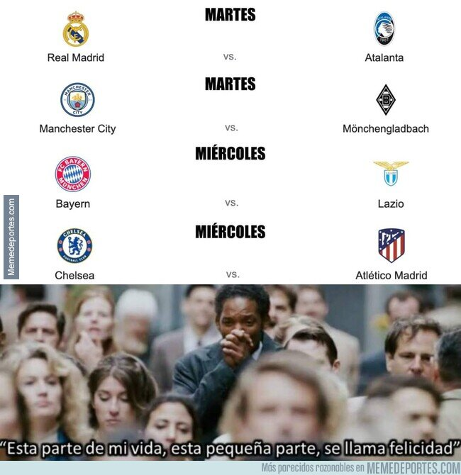 1130333 - Semana de Champions League