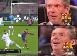 Enlace a Noche de golazos en el Camp Nou