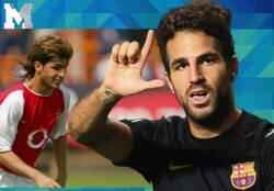 Enlace a 8 grandes jugadores que fueron rechazados por el FC Barcelona cuando eran jóvenes