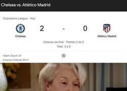 Enlace a Vaya desinflada la del Atlético