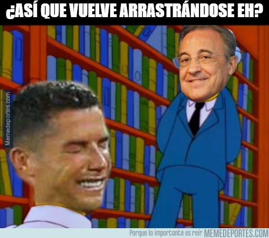 1130554 - Cristiano quiere regresar al Madrid