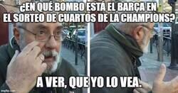 Enlace a Se han equivocado y en vez de Barça han escrito Oporto