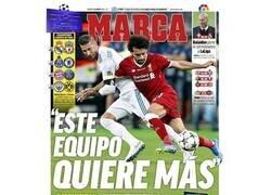 Enlace a La lamentable portada de Marca, haciendo apología a la violencia. Todo normal.