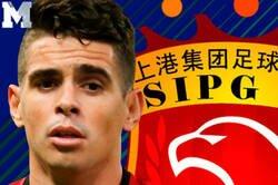 Enlace a 7 grandes futbolistas que se fueron a jugar a China y nunca más se supo nada de ellos