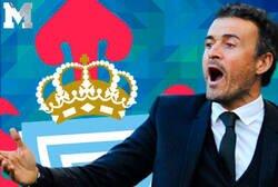 Enlace a Así es como ha troleado el Celta de Vigo a Luis Enrique tras el 1-1 ante Grecia