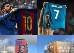Enlace a El Madrid intenta ser como alguien