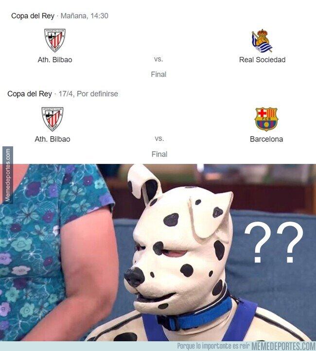 1131549 - Dos finales de Copa en un mes. Una locura.