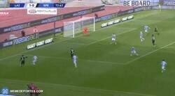 Enlace a Material de Puskas desde Italia. Verde del Spezia marcó este golazo contra la Lazio