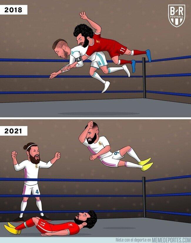 1132002 - El Madrid vence al Liverpool con Ramos o sin él