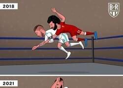 Enlace a El Madrid vence al Liverpool con Ramos o sin él
