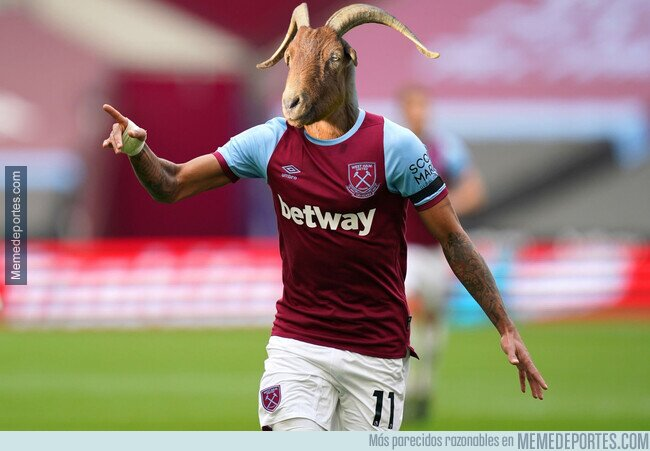 1132330 - Lingard desde que se unió al West Ham. So, so good...