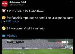 Enlace a Al final resulta que Piqué tenía razón. Otra obra de arte de Gil Manzano
