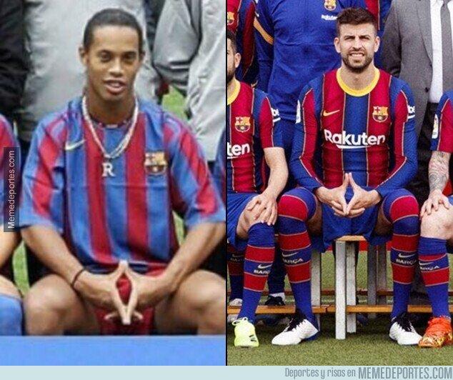 1132573 - La escuela de Ronaldinho es eterna