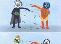Enlace a Mientras tanto en las Semis de Champions League