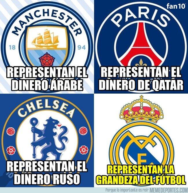 1132743 - El Real Madrid contra jeques y oligarcas