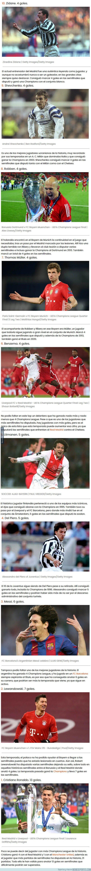 1132756 - El top 10 de jugadores que marcaron más goles en semifinales de Champions