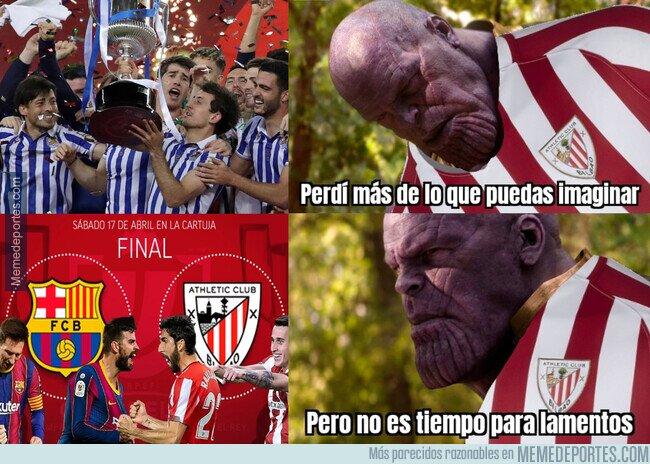 1132778 - El Athletic tiene la oportunidad de resarcirse