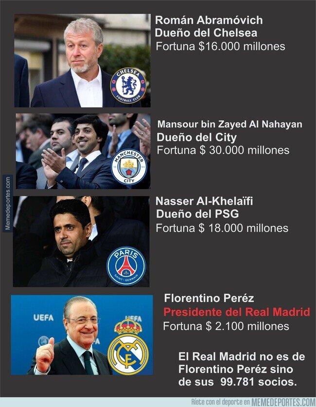 1132834 - Real Madrid sacando la cara por el fútbol