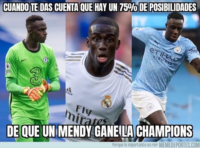 1132842 - La Champions de los Mendy
