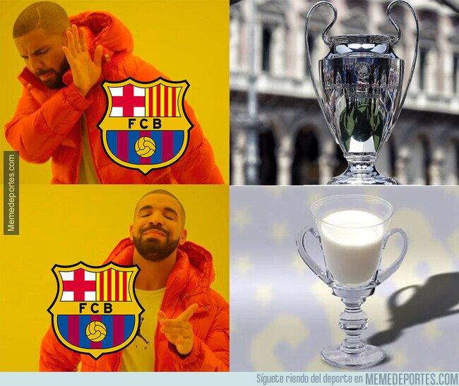 1132870 - Felicitaciones al Barcelona por su copa