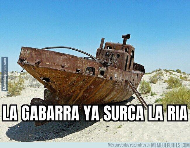 1132871 - Gabarra confinada