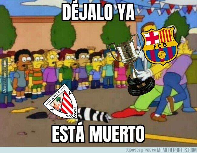 1132890 - El Barça aplasta al Athletic en la final