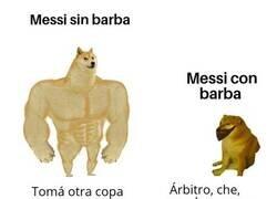 Enlace a Ah, pero en Champions y con Argentina