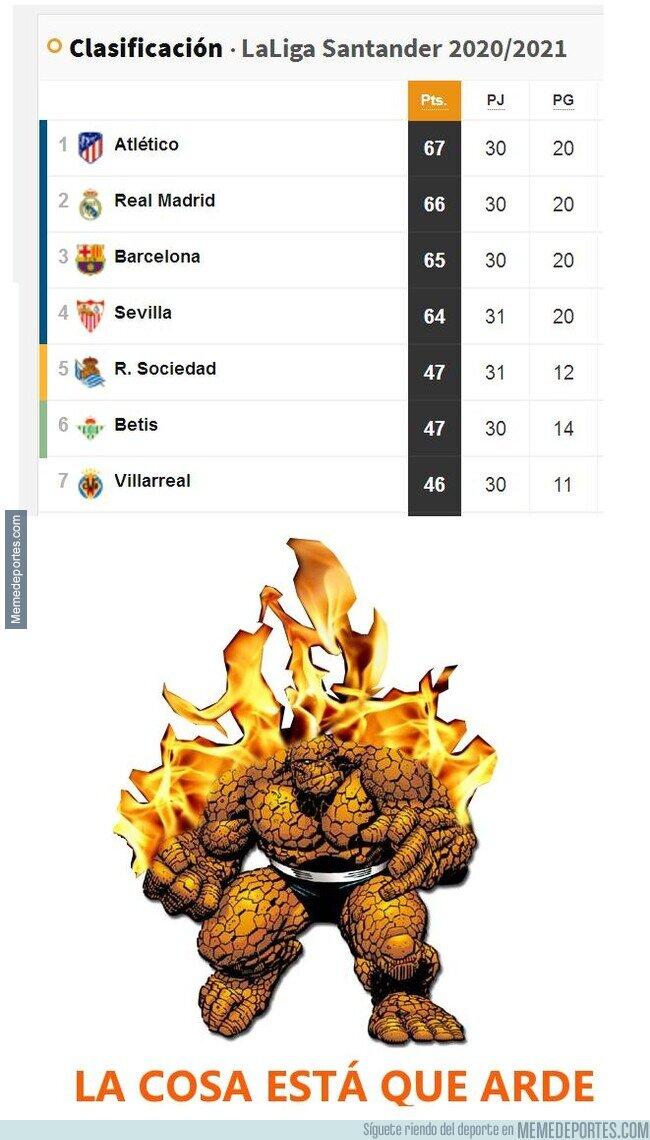 1132951 - La mejor liga del mundo no defrauda