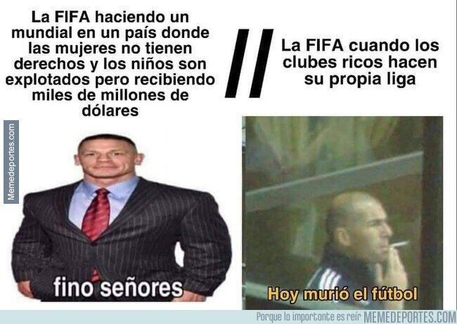 1133087 - El negocio del fútbol y el duelo de poder