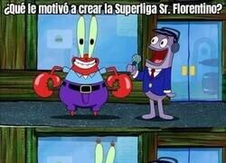Enlace a Ay, Florentino...