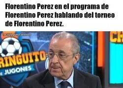Enlace a Florentino Pérez