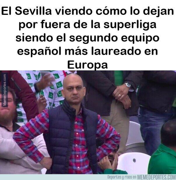 1133192 - El Sevilla viendo que Messi no podrá meterles 6 goles al año