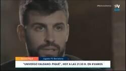 Enlace a Esta es la opinión de Piqué sobre la Superliga grabada antes de la huida de todos los equipos de la Premier