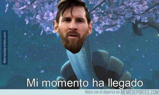 1133426 - Messi contra el Getafe y equipos de tabla baja