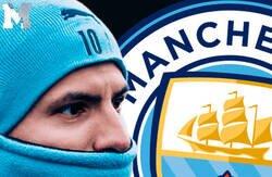 Enlace a Las opciones del Manchester City para reemplazar al 'Kun' Agüero