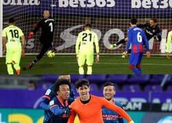 Enlace a El último, Cristian Álvarez frente al Lugo