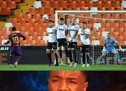 Enlace a Vaya golazo de Messi
