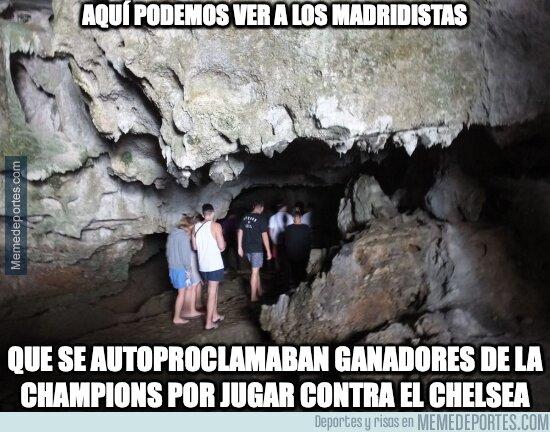 1134367 - Vuelta a la cueva