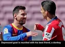 Enlace a Todos pendientes a Messi y Suárez