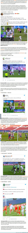 1134799 - 7 acciones polémicas donde el Real Madrid no recibió penalti a favor por mano esta temporada