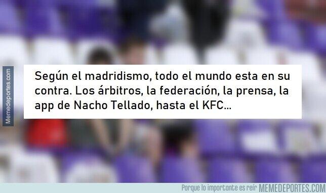 1134872 - Muy dificil ser del Madrid...