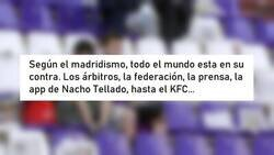 Enlace a Muy dificil ser del Madrid...