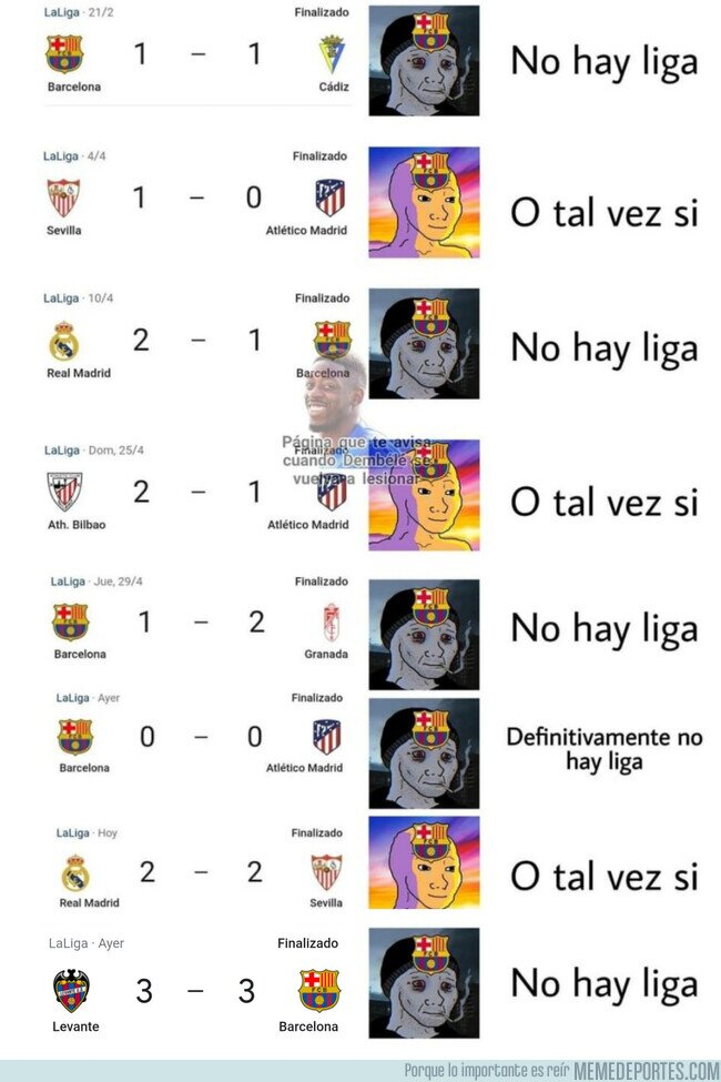 1134925 - Así ha sido LaLiga del Barça
