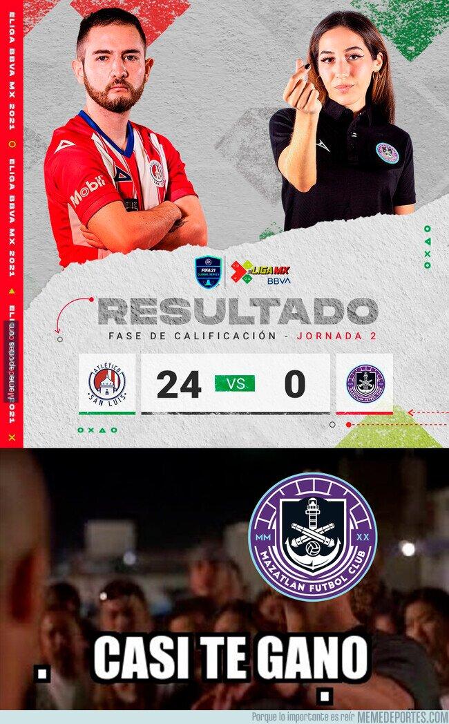 1134971 - Mientras tanto en Mexico se dan buenas palizas en el FIFA