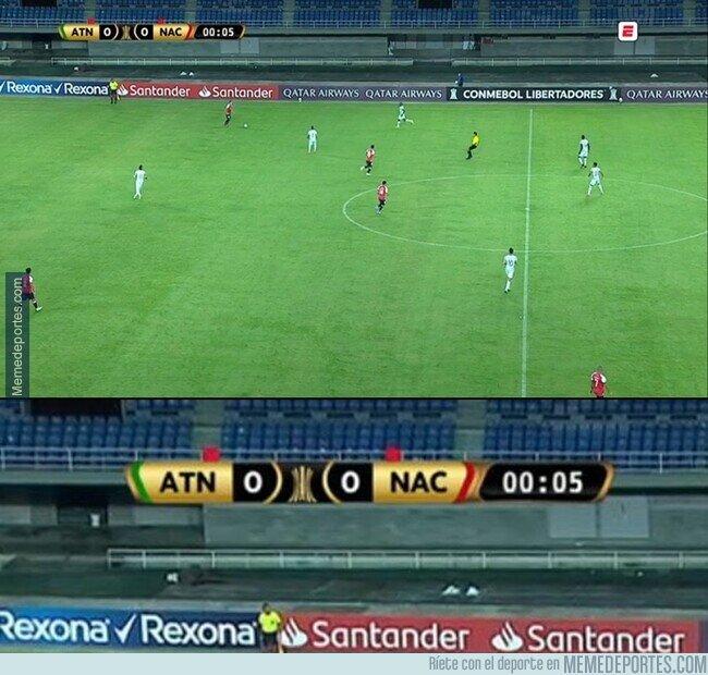 1135026 - La Copa Libertadores. No lo entenderías.