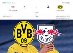 Enlace a Ahora toca ahorcar la Copa. ¡Dortmund campeón!